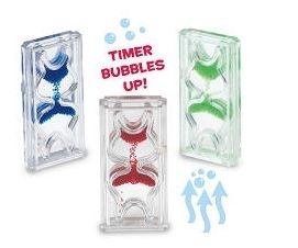 Bubbles up Teeth Cleaning Timer