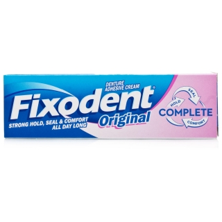 Fixodent Original Denture Adhesive Cream - 40ml