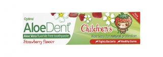 AloeDent Children's floride free toothpaste 50ml