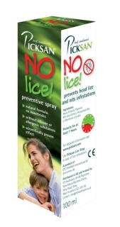 Picksan No Lice Preventative Spray