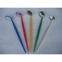 Plastic Dental Mirrors