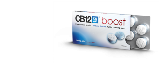 CB12 Boost Chewing Gum (Pack of 10)