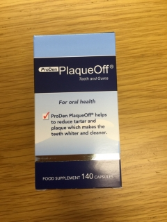 ProDen Plaque Off (new 140 Capsules)