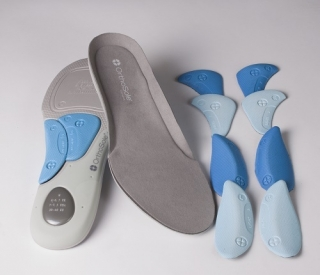 Orthosole Mens Max Cushion