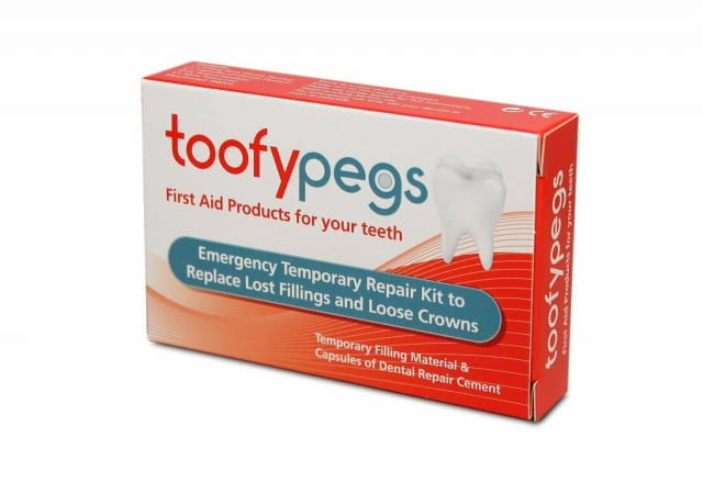 Toofypegs Emergency Dental Repair Kit *Limited Stock*
